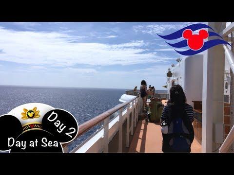 Disney Cruise Line Fantasy Day 1 ⚓️ Western Caribb