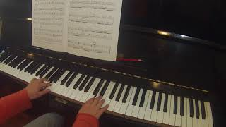 Etude in A Minor op 50 no 2 by Louise Farrenc  |  ABRSM grade 5 piano list B 2019-2020
