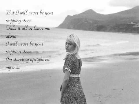 Duffy-Stepping Stone Lyrics