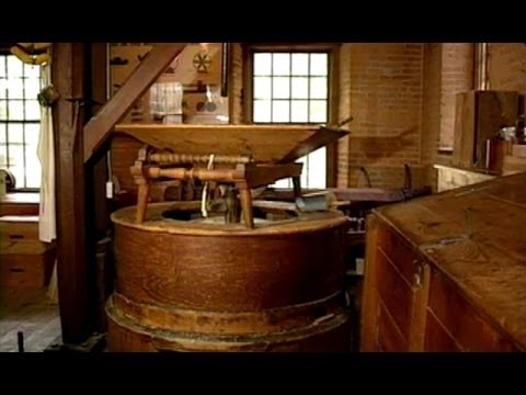 illinois adventure 1403 graue mill and museum youtube. Black Bedroom Furniture Sets. Home Design Ideas