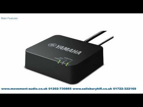 Yamaha YWA-10 Wireless Network Adapter from Movement Audio (YWA10)