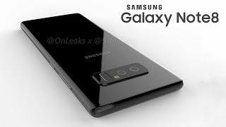 Galaxy Note 8 - HUGE LEAK!