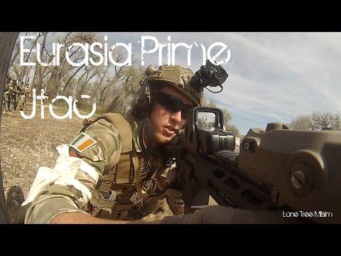 Eurasia Prime - Jtac - Promo Trailer