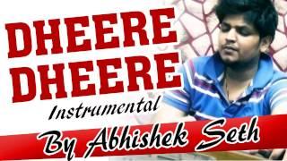 Dheere Dheere Se Instrumental - Honey singh - Hrithik Roshan Sonam Kapoor | Lyrics