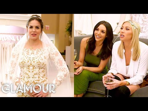 Vanderpump Rules' Katie Maloney Picks Her Perfect Dress l The Spotlight l Glamour