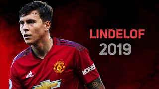 "Victor Lindelof ""ICEMAN"" 2019 - Defensive Skills in Manchester United 