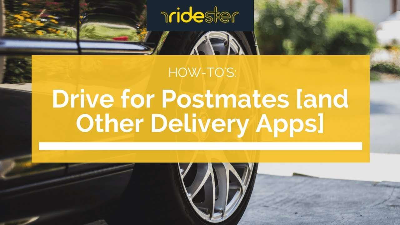 Postmates vs  Uber Eats - Who Wins? [2019 Review]