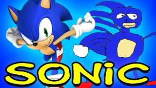 HAUNTED BY SONIC! - Gmod Sonic.exe Scary Mod! (Garry