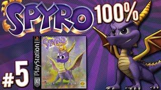 Spyro the Dragon - Blowhard? | PART 5 | ScykohPlays