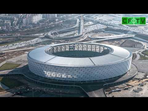 Baku Olympic Stadium - Azerbaijan