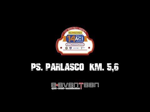 14° Rally Aci Lecco - Cameracar PS PARLASCO Km. 6,5