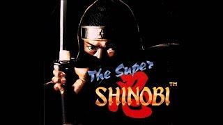 The Revenge of Shinobi Walkthrough Sega Genesis/ Mega Drive No Damage