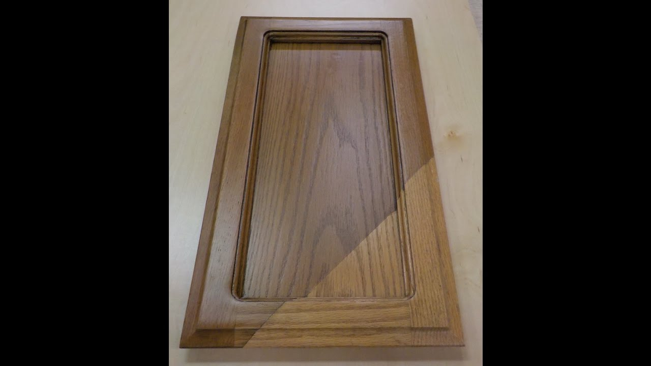 Cabinet Door Refinishing