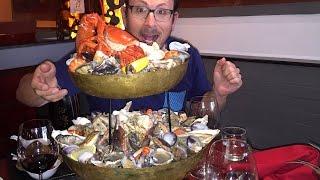 Man vs Seafood - MEGA Platter @ Paris Bangkok