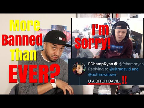 The FGC's BIGGEST HEEL finally gets BANNED! FCHAMP tweets racist COMMENT!?