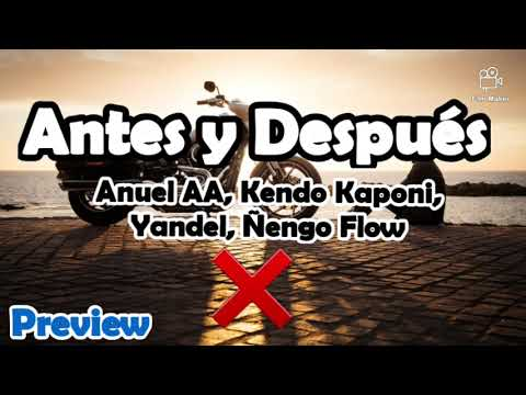 Anuel AA, Kendo Kaponi, Yandel, Ñengo Flow ❌ Antes y Después ❌ Preview  2020