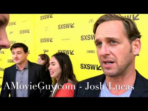 Josh Lucas- Red Carpet Interview- The Most Hated Woman in America