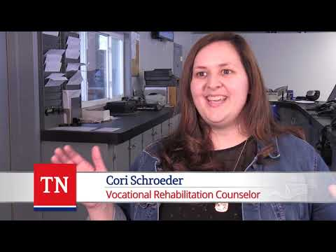 Cody Williams: Vocational Rehabilitation  Success Story