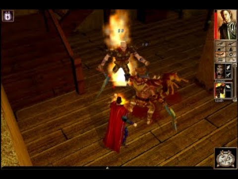 Neverwinter Nights extended edition sorcerer - ep 8 |