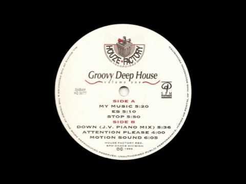 Groovy deep house my music 1993 youtube for Groovy house music