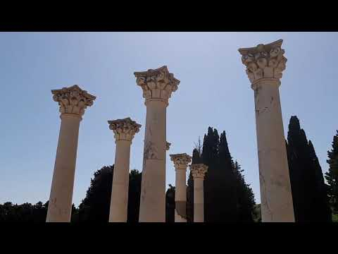 Asklepion KOS 2019 --The steps that the ancient Greek God of medicine walked .古希臘醫學之神走過的台階