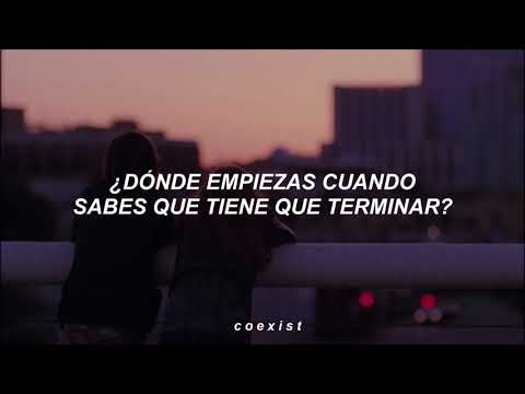 bring me the horizon // i don't know what to say (español)