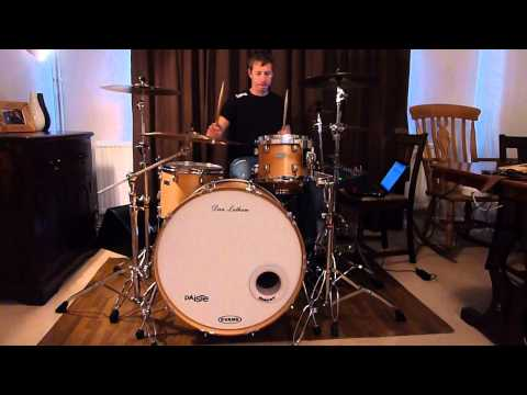 Roll to Me Drum Cover (Del Amitri)