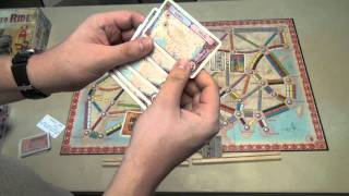 Ticket to Ride Asia Review - with Tom Vasel