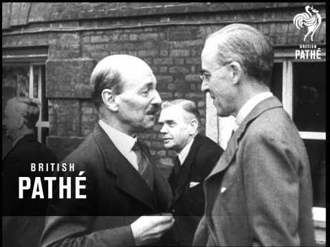 Lord Attlee Dies (1967)