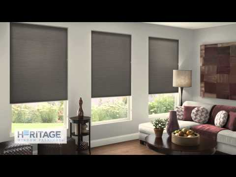 Heritage Window Fashions: Tradition You Can Trust