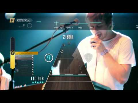 Guitar Hero Live - Pumped Up Kicks by Foster the People - Expert - 100% FC