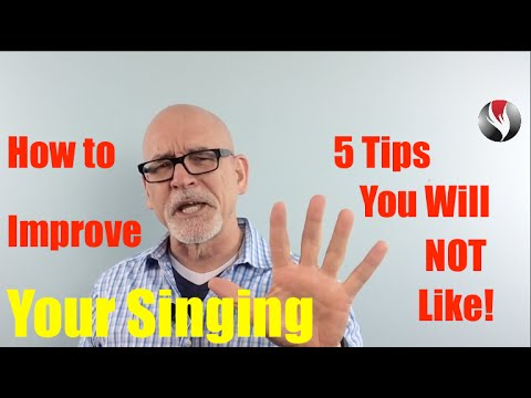 Ep How To Improve Your Singing Voice Tips You Will Not Like