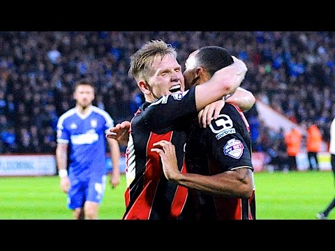 Highlights | AFC Bournemouth 2-2 Ipswich Town