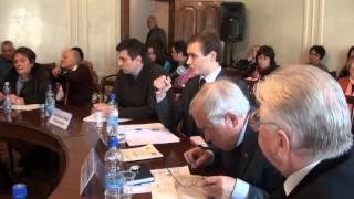 видео Цели и критерии социально-экономического развития региона: А.И. Гаврилов. Региональная экономика и управление