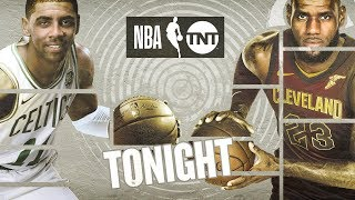 The TNT Difference   NBA on TNT