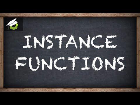Functions - GameMaker: Studio - Instance Functions