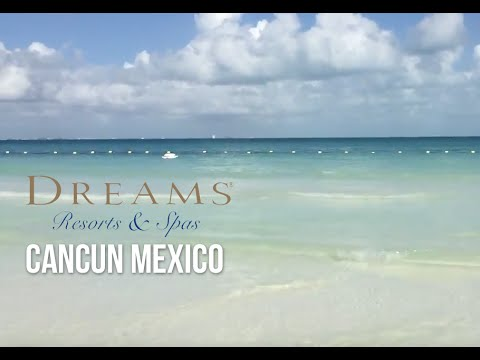 Dreams Sands Cancun Mexico