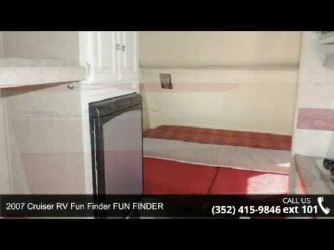 2007 Cruiser RV Fun Finder FUN FINDER - Alliance Coach FL...