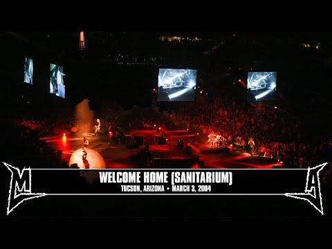 Metallica: Welcome Home (Sanitarium) (MetOnTour - Tucson, AZ - 2004) Thumbnail image