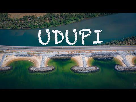 UDUPI | KARNATAKA | Cinematic Drone Video (4K)