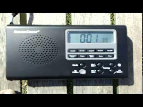 SilverCrest Lidl Portable Radio