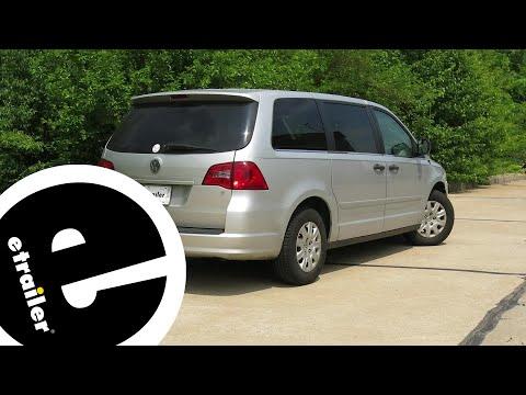 Trailer Hitch Installation - 2009 Volkswagen Routan - Draw-Tite - etrailer.com