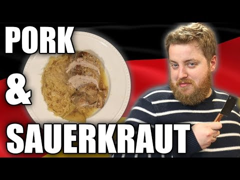 How To Make Pork & Sauerkraut For The New Year