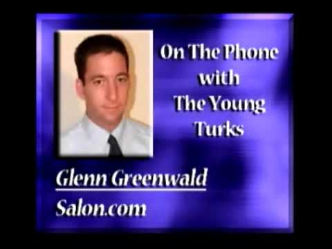 Glenn Greenwald Vs. Prof. Lessig On Citizens United (Cenk Moderates)