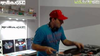 Techno Classics // LIVE-Mix // Part1 // Best of  GARY D // DJ Q.PA