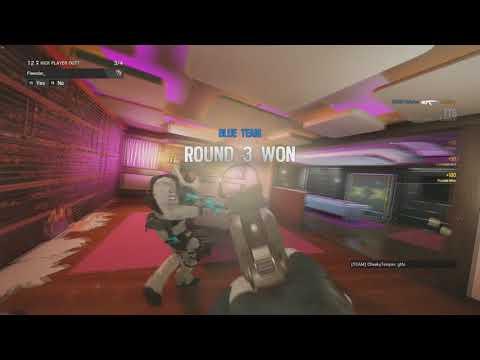 The new Slug Shotgun is amazing... Rainbow Six: Siege - Operation: White Noise - TTS