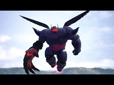 Kingdom Hearts 3: Dark Baymax Boss Fight #15