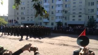 видео: Присяга ВМедА 2015 : Торжественный марш