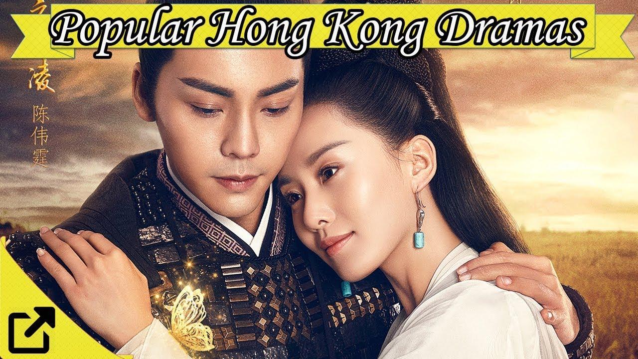 Top 50 Popular Hong Kong Dramas 2017
