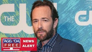 Luke Perry Reportedly Suffers Massive Stroke - LIVE COVERAGE
